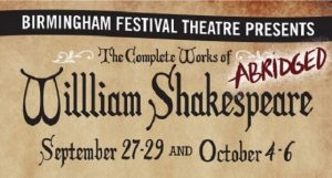 The Complete Works of William Shakespeare Abriged