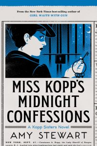 Sunday NovelTea Book Group: Miss Kopp's Midnight Confessions