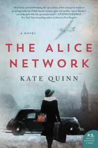 Sunday NovelTea Book Group: The Alice Network