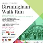 Aga Khan Foundation walk