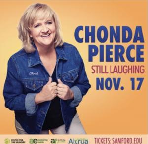 Chonda Pierce Still Laughing