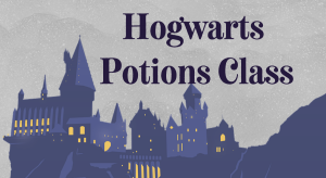Hogwarts Potions Class for Teens
