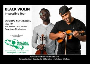 BLACK VIOLIN- Impossible Tour