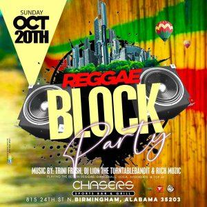 Reggae Block Party Caribbean #Classic Kick-Off