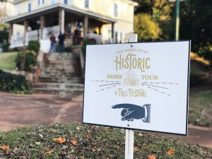 Five Points South Historic Home Tour & Fall Festival 2019