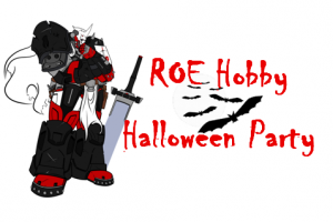 ROE Hobby Halloween Party