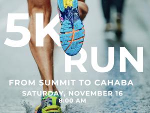 Summit to Cahaba 5k Run