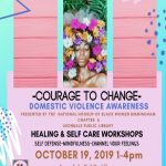 Courage to Change – Domestic Violence Awareness Forum