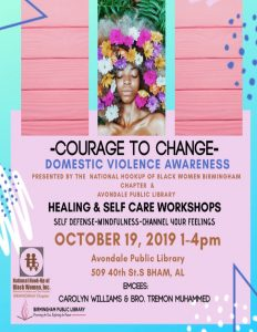 Courage to Change – Domestic Violence Awareness ...