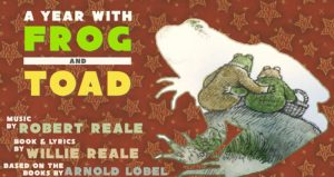 From Page to Stage: A Year with Frog and Toad – A Readers' Theater Workshop for Children