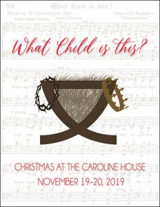 Christmas at the Caroline House