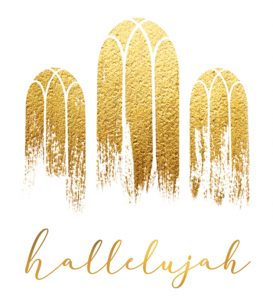 Hallelujah! A Briarwood Christmas in Living Portraits