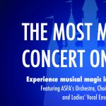 ASFA Music Presents: The Most Magical Concert on Earth