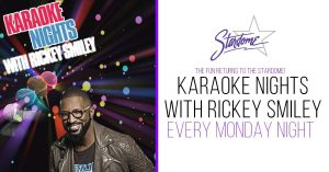 Classic Karaoke with Rickey Smiley