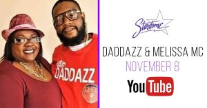 Daddazz and Melissa MC