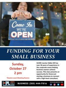 Funding For Your Small Business