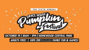 Grace House Pumpkin Festival