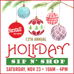 Forstall Art Center's Holiday Ship N Shop