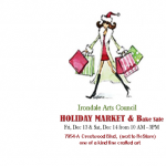 Irondale Arts Council Holiday Market and Bake Sale