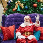Visits and Photos with Singing Santa