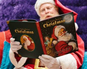 Story Time with Singing Santa