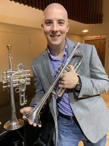 Aaron Saxon, trumpet - Senior Recital