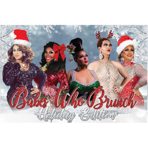 ROJO Presents Babes Who Brunch ✯ Holiday Edition...