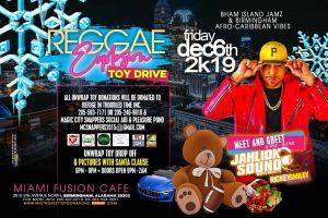 #Reggae Explosion & # Reggae Toy Drive