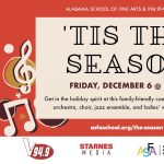 ASFA Music Department and V94.9 FM Present: 'Tis the Season