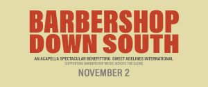 Barbershop Down South