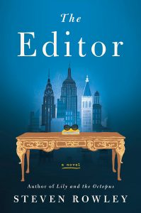 First Thursday Fiction Book Group: The Editor