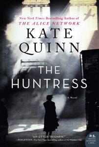 Sunday NovelTea: The Huntress