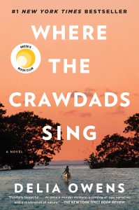 Sunday NovelTea: Where the Crawdads Sing