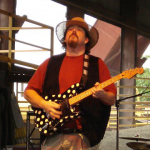 Live on the Plaza: George Griffin & the Firebirds