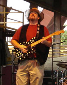Live on the Plaza: George Griffin & the Firebi...