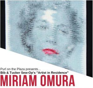Purl on the Plaza Presents: Miriam Omura