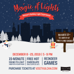 Magic of Lights: Vulcan's Holiday Lighting Experience
