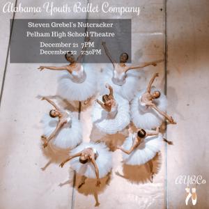 Alabama Youth Ballet Company Presents Stevan Grebe...