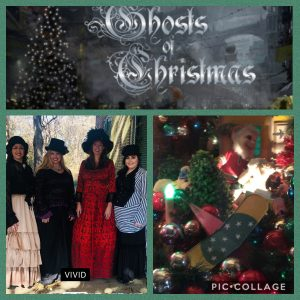 Dickens Victorian Christmas Cullman Ghosts of Chri...