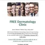 Free Dermatology Clinic at Equal Access Birmingham