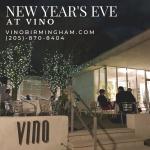 Celebrate New Year's Eve at Vino