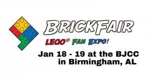 BrickFair LEGO Fan Expo