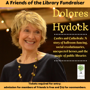 Friends of the Library Fundraiser - Dolores Hydock...