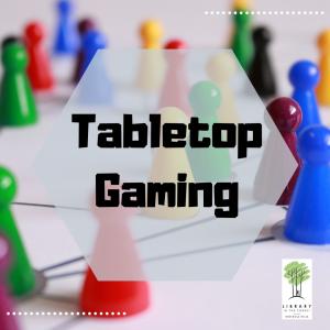 Grown-Up Gaming - Tabletop Game Night
