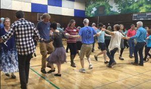 Contra Dance to The Yellow Dandies