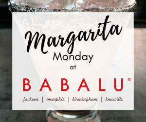 Margarita Monday at BABALU