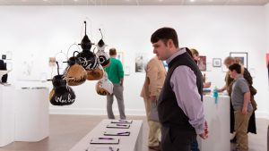 Annual Alumni Art Auction and Bloch Party