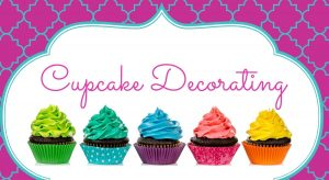 Teen Cupcake Decorating