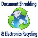 Document Shredding & Electronics Recycling