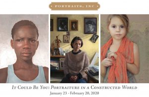It Could Be You: Portraiture in a Constructed World